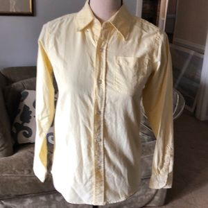 Brand New, Nice boys yellow button down.